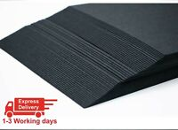 A4 BLACK Card 400gsm 29cm x 21cm Craft Hobby Mounting Sticking 50 to 250 Sheets