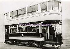 a0624 - Ilford Tram no 30 - photograph