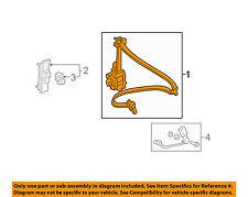 HONDA OEM 2011 Fit Front Seat-Belt & Buckle Retractor Right 04814TK6A01ZA