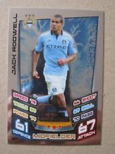 Match Attax 2012/13 - Star Signing card - Jack Rodwell of Manchester City