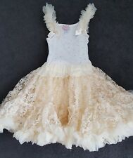 Oopsy Daisy Baby TuTu Dress ~ Pageant Dancing Dress ~ Age 2 Years