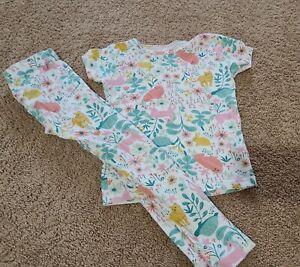 Carter/'s Pajamas Preemie Princess Footed NWT Cotton Girl/'s Sleepwear FREE