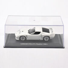 Lamborghini Miura SVJ Roadster Vehicles Toys 1:43 Scale Diecast Model Racing Car