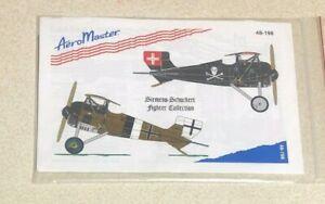 Aeromaster 1/48 Siemens-Schuckert Fighter Collection