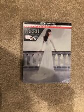 Fifty Shades Freed(4K Ultra HD+Bluray+Digital)Bestbuy Exclusive-Steel Book(New)