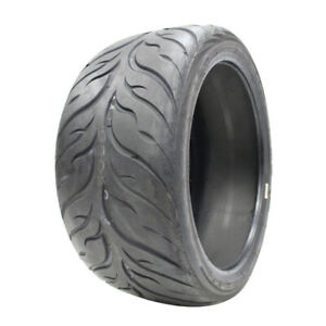 2 New Federal 595rs Rr  - 255/40zr17 Tires 2554017 255 40 17