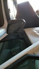 Passenger Side View Mirror Manual Textured Black Fits 10 TRANSIT CONNECT 329225
