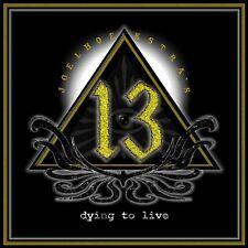JOEL HOEKSTRA'S 13 - DYING TO LIVE  CD NEUF