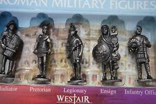 4209 CINQ FIGURINE STATUETTE REPRODUCTION ROMAIN TRIBUM