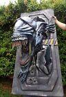 Queen Alien Wall Art Huge Life Size RAW BLACK Alien Queen 1:1 Prop.