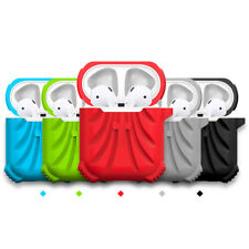 For Apple AirPods Case Protective Silicone Cover AirPod Earphone Charging Case