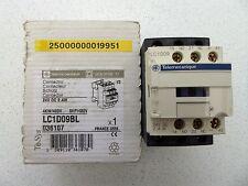 eSCHNEIDER ELECTRIC / TELEMECANIQUE - LC1D09BL - CONTACTOR, 4KW, 24VDC