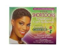 Luster's Shortlooks Texturizer No-Mix No-Lye Kit 1 ea (Pack of 4)
