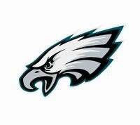 Philadelphia Eagles NFL Football Color Logo Sports Decal Sticker - Free Shipping