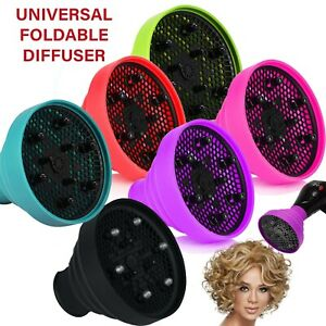 Salon Grade Universal Collapsible Hair Dryer Diffuser Hairdressing Blower