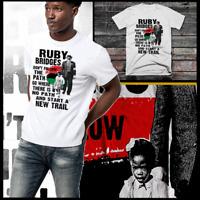 Black History Month Ruby Bridges Civil Rights Anti-Segregation Anti-Racism Tee
