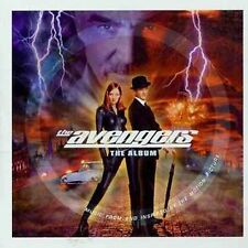 Audio CD The Avengers (Soundtrack)  - Free Shipping