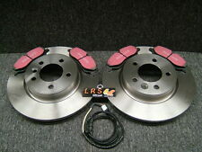 Range Rover Sport 3.6 tdv8 brembo type calipers front brake discs and pads