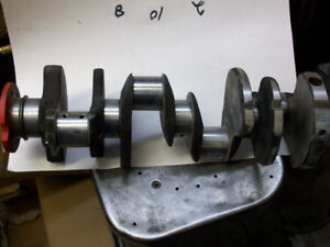 Mopar Dodge 440 Crank Kit R20-M10 BRGS  FRESH Regrind chrysler Cast, Ext Balance