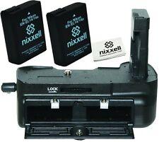 NX-NBGD3100-2BATT-MF Replacement Battery Grip for Nikon D3100,D3200,D3300,DSLR