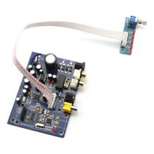 AK4490 AK4118 Control DAC Decoder Board 4-channel Support USB  Fiber Coaxial #