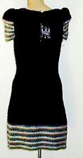 STELLA StripedS/sAcrylicSweaterMini Size10 NWT