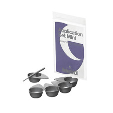 RefectoCil Application Set Mini - 5 Mini Tinting Dishes and 5 Application Stick