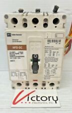 Cutler-Hammer Hfd-Dc 125Amp 3-Pole 600Vac - 250Vdc Circuit Breaker Replacement