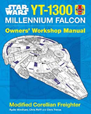 Star Wars: Millennium Falcon: Owners' Workshop Manual (Haynes Manual), Windham,