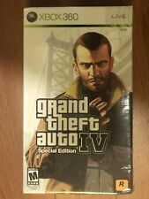 Grand Theft Auto IV GTA 5 Special Edition Xbox 360 Brand New SEALED!