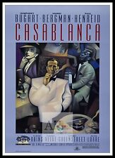 Casablanca 9  Poster Greatest Movies Classic & Vintage Films