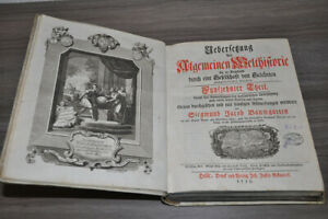 Barock Chronik 1755 Geschichte Historie Karthago Konstantinopel Römer Türken