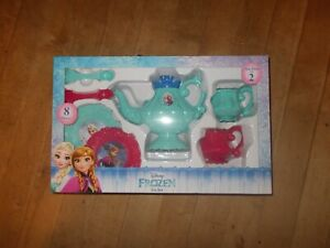 Disney Frozen 8 Piece Tea Set NIB