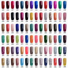 RS NAIL UV LED Gel Nail Polish Soak Off Sequined Glitter Varnish Colour 0.5oze
