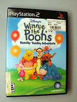 Disney's Winnie the Pooh: Rumbly Tumbly Adventure (Sony PlayStation 2, 2005)