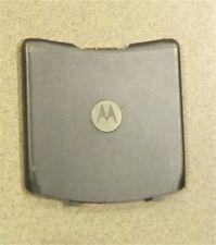 Lot of 3 OEM Motorola Razor V3C V3M CDMA Battery Back Door Cover GOOD USED