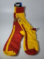 NBA Cleveland Cavaliers Crew Dress Socks Medium 5-10 New