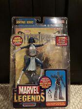 Marvel Legends Mystique 2005 ToyBiz Sentinel lower torso X-Men Brotherhood