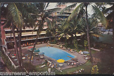 America Postcard - The Edgewater Hotel, Waikiki Beach, Hawaii   RT1080