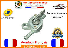 Robinet essence universel Moto Scooter Quad Carburant Vanne ON/OFF FUEL Dirt