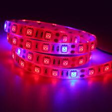LED-Pflanzenlicht Streifen flexibel 12Volt 100cm 8Watt Pflanzenleuchten Anzucht*