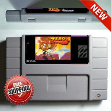 Zero the Kamikaze Squirrel (SNES, Super NES Nintendo, '94) NTSC Version