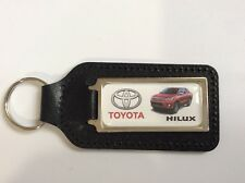 Toyota Hilux  Black Key Ring Red Picture