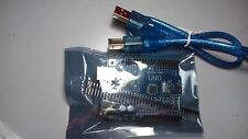 Genuino/Arduino-compatible UNO with USB cable