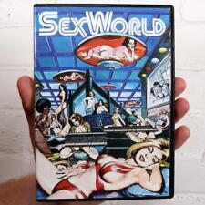 Sex World (1977) SexWorld | New | Sealed | UK Compatible Region free DVD