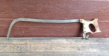 Antique (Daisy) S Birkenwald Co Portland ORE Large Butcher Bone Saw