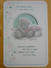 For Someone Special who Really Cares - Medium - Tatty Teddy Me to You - Card