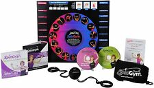 Forbes Riley SpinGym Deluxe Upper Body Fitness Workout System w/ 2 Workout DVDs