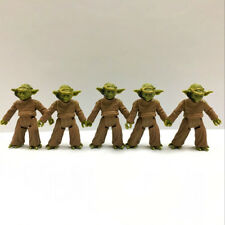 Lot5pcs -Star Wars- Yoda for the Yoda's Jedi Attack Fighter action figure toy