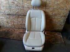 MERCEDES BENZ W211 E500 OEM FRONT RIGHT R SIDE LEATHER POWER CHAIR BUCKET SEAT